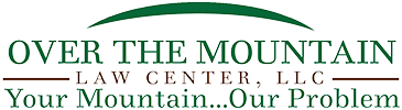 Over the Mountain Law Center